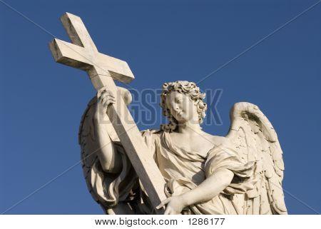 Angel Cross Horizontal