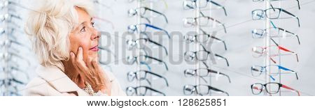 At Optical Store