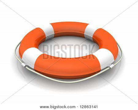 Lifebuoy 3d