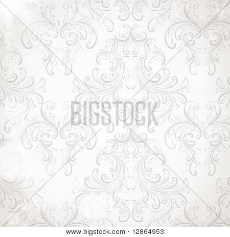 Seamless Wallpaper, Vector Hintergrund