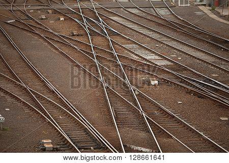 Railway Yard