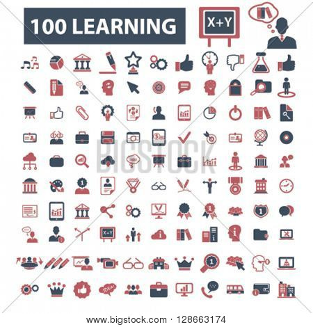 learning icons