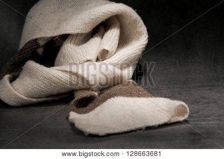 Warm Female Scarf