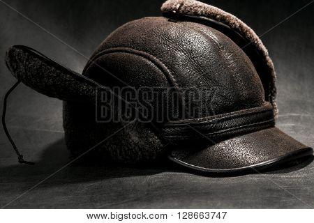 Male Fur Hat