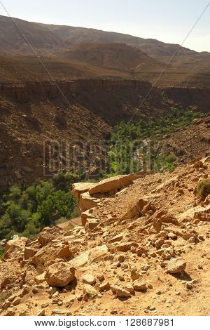 Atlas Mountains, Morocco, Africa
