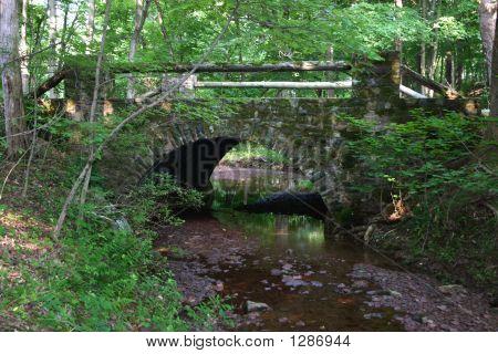 Fieldstone Bridge - New Jersey