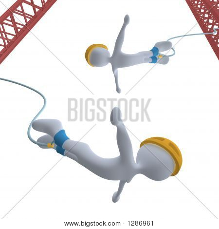 Bungee Jumping #2