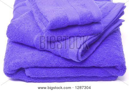 Three Towel Sizes