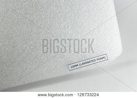 Closed up Shockproof material Polyethelene foam EPE