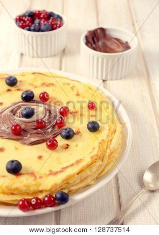 Juicy Pancakes
