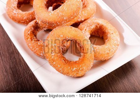 Small Donuts