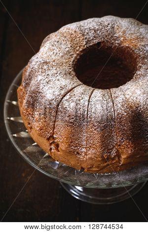 Austrian Marble Cake