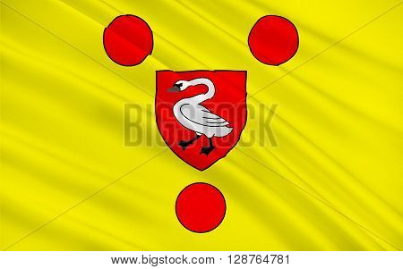 Flag of Boulogne-sur-Mer often called Boulogne is a city in Northern France. It is a sub-prefecture of the department of Pas-de-Calais