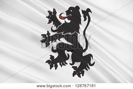 Flag of Forbach is a commune in the department of Moselle in the northeastern French Region of Alsace-Champagne-Ardenne-Lorraine.