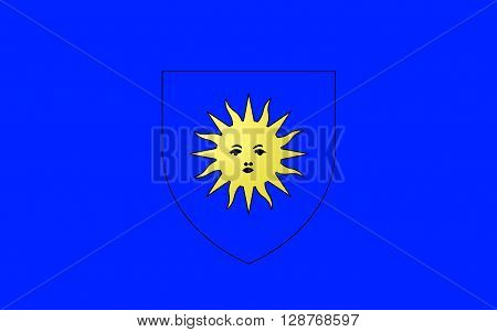 Flag of Lure is a commune in the Haute-Saone department in the region of Franche-Comte in eastern France.