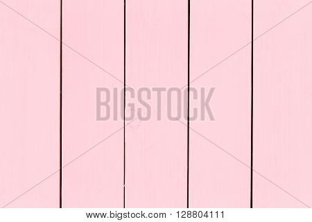 Rose Pink Stained Wood Background Texture