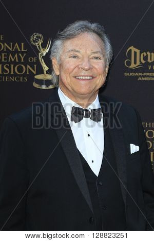 LOS ANGELES - APR 29: Frank Welker at The 43rd Daytime Creative Arts Emmy Awards Gala at the Westin Bonaventure Hotel on April 29, 2016 in Los Angeles, California