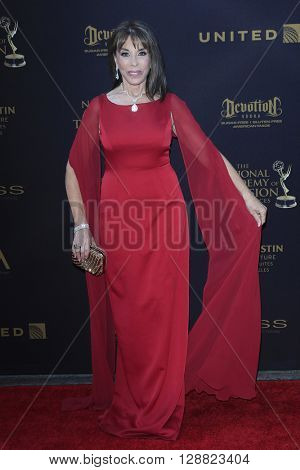 LOS ANGELES - APR 29: Kate Linder at The 43rd Daytime Creative Arts Emmy Awards Gala at the Westin Bonaventure Hotel on April 29, 2016 in Los Angeles, California