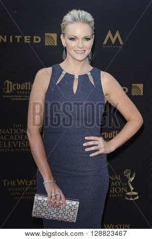 LOS ANGELES - APR 29: Martha Madison at The 43rd Daytime Creative Arts Emmy Awards Gala at the Westin Bonaventure Hotel on April 29, 2016 in Los Angeles, California