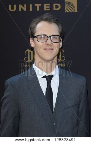 LOS ANGELES - APR 29: Frederik Wiedman at The 43rd Daytime Creative Arts Emmy Awards Gala at the Westin Bonaventure Hotel on April 29, 2016 in Los Angeles, California
