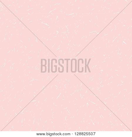 Seamless freehand drawn background uneven texture with micro dots and spots, vector illustration