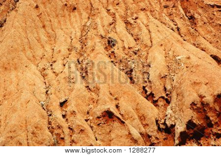 African Soil Background