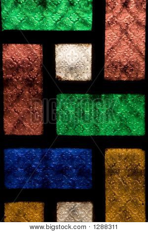 Moroccan Stained Glass