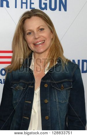 LOS ANGELES - MAY 3:  Kristin Bauer van Straten at the Under the Gun Premiere at the Samuel Goldwyn Theater on May 3, 2016 in Beverly Hills, CA