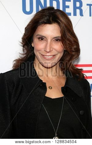 LOS ANGELES - MAY 3:  Jo Champa at the Under the Gun Premiere at the Samuel Goldwyn Theater on May 3, 2016 in Beverly Hills, CA