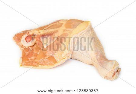 Raw Chicken Meat.