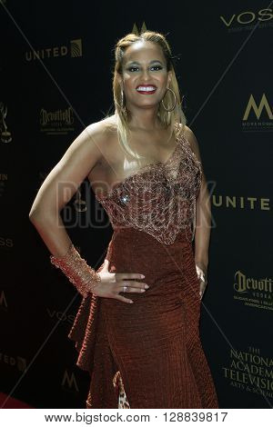 LOS ANGELES - May 1: Dr Rachael Ross at The 43rd Daytime Emmy Awards Gala at the Westin Bonaventure Hotel on May 1, 2016 in Los Angeles, California