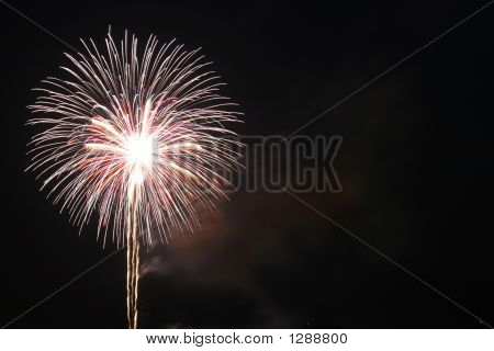 Independence Day Skyrockets