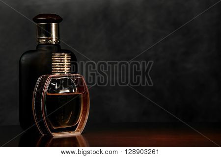 Couple Of Perfume Bottles