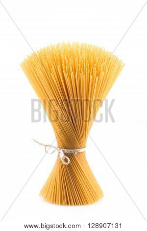 Organic Whole Wheat Spaghetti