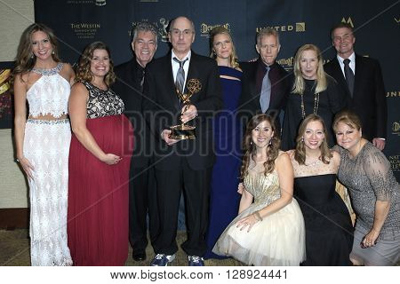 LOS ANGELES - May 1: General Hospital at The 43rd Daytime Emmy Awards Gala at the Westin Bonaventure Hotel on May 1, 2016 in Los Angeles, California
