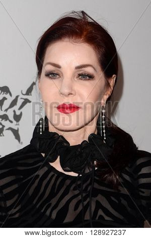 LOS ANGELES - MAY 7:  Priscilla Presley at the Humane Society Of The United States LA Gala at the Paramount Studios on May 7, 2016 in Los Angeles, CA