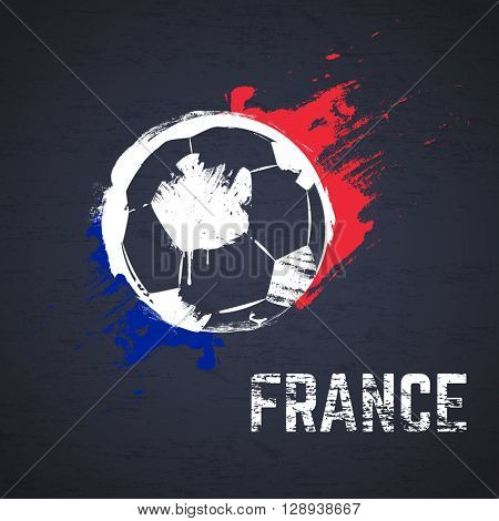 France football background