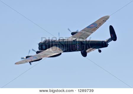 Lancaster banking rear