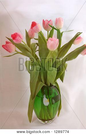 Roses In Vase Still Life