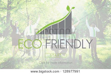 Eco Friendly Green Environment Ecology Concept