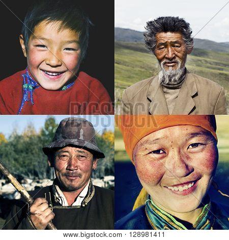 Ethnicity Generation Community Relationship Age Concept