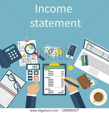 Income Statement. Accounting