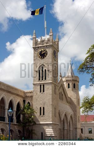 The Parliament Buildings (Barbados)