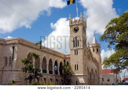 The Parliament Buildings (Barbados)