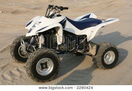 Desert Quad Bike