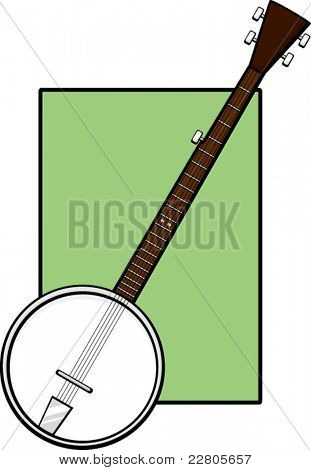 banjo musical instrument