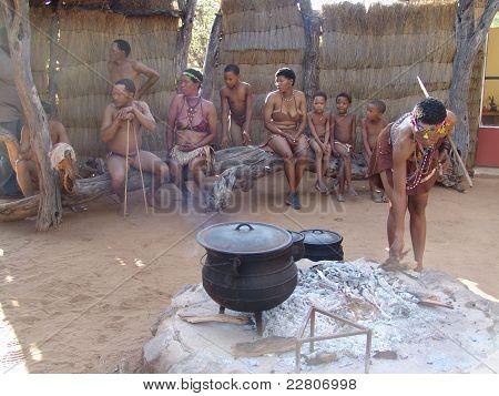 Bushmen People