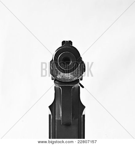 Makarov.The bekannteste Waffe in Russland