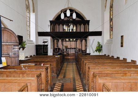 Inside St.Leonards