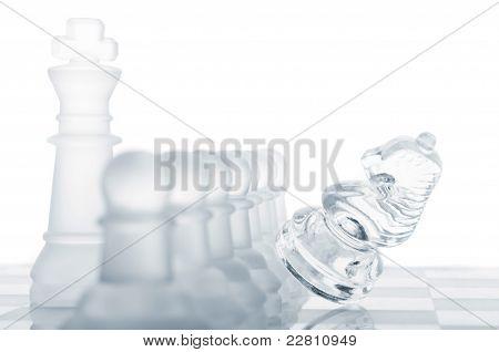 defending king